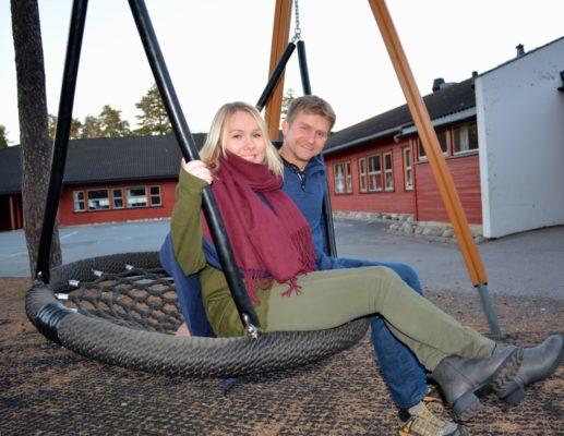 Klassekontaktene for 5. trinn ved Garderåsen skole Lene Svendsen og Eirik Stålsett, har tatt initiativ til en inkluderende halloween feiring.